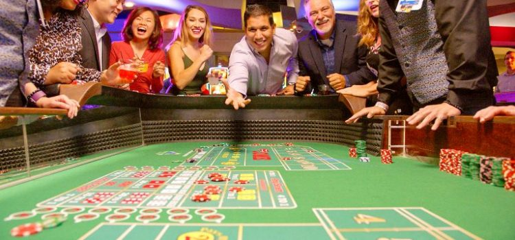Reinvent Your Casino Poker With These Straightforward -peasy Tips